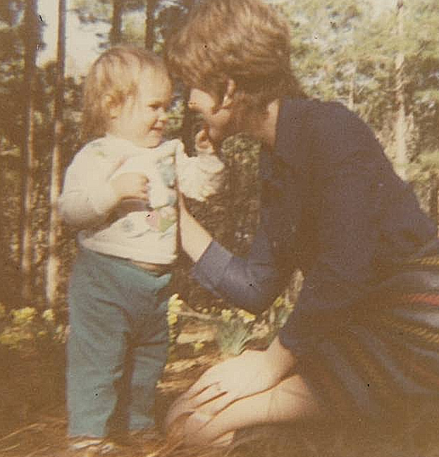 Charlotte and Unknown Sylvania spring 74